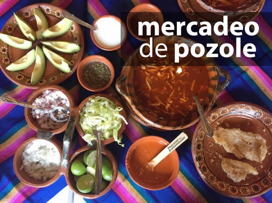 El tradicional Pozole Mexicano