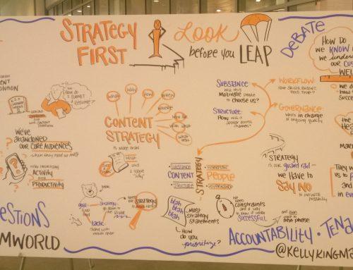 5 pasos para implementar exitosamente tu estrategia de contenidos