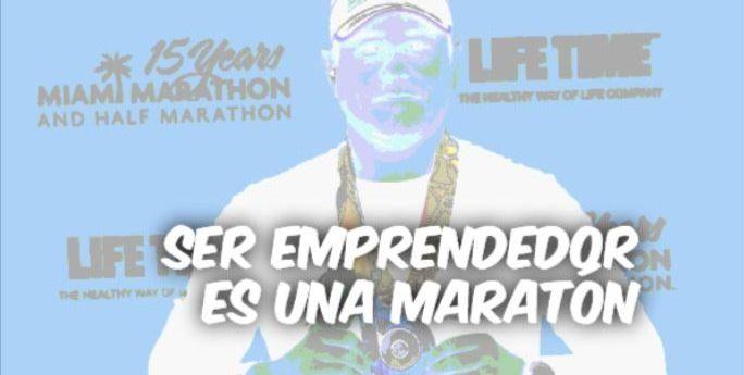 Ser emprendedor es una maratón